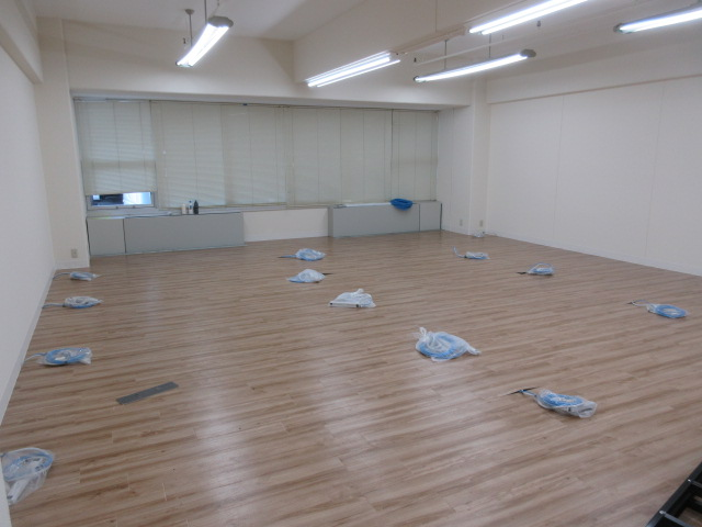 TOC五反田ビル 原状回復工事