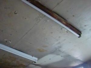 1階調理場天井 (2)