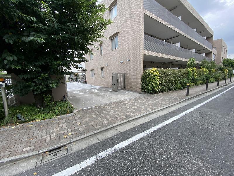 日本通運社宅阿佐ヶ谷ハイツⅡ原状回復工事